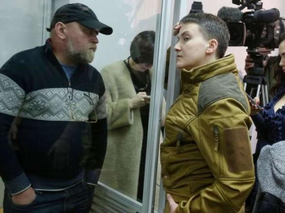Дело Савченко и Рубана направили в суд Броваров