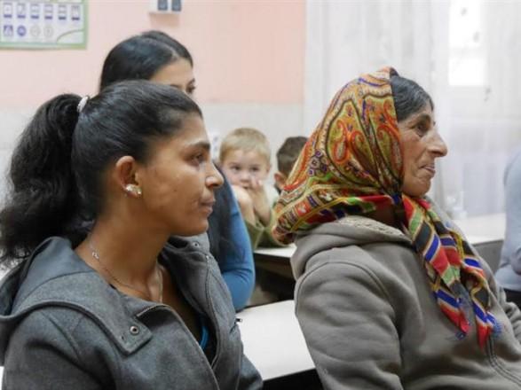 ЕС выделил 300 тыс. евро на консультации и обучение ромов в Украине