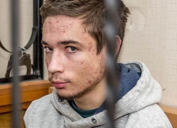 Защита украинского политзаключенного Гриба подала апелляцию