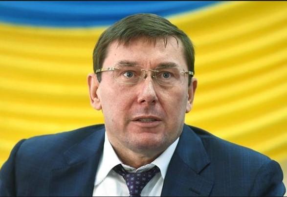 Луценко отправит за границу прокуроров для арестов активов фигурантов КурченкоГейт