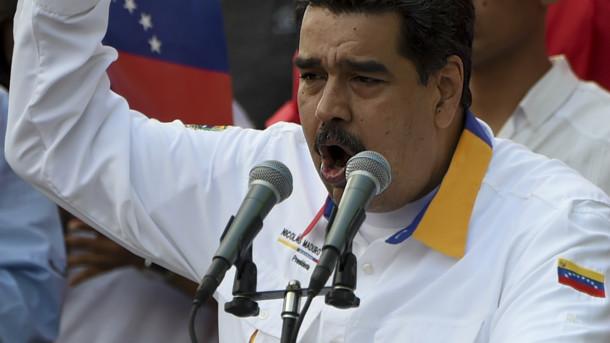 Из-за блэкаута Мадуро назначил нового министра энергетики Венесуэлы