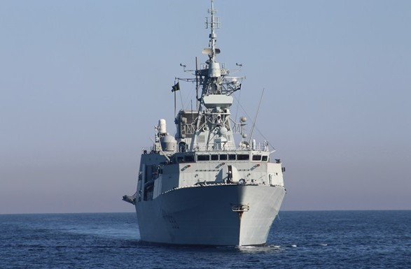 Канада пообещала больше визитов своих ВМС в Черное море