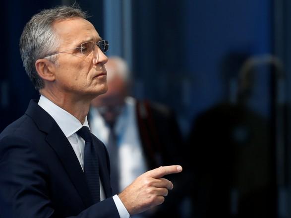 Столтенберг сделал заявление о вступлении Украины и Грузии в НАТО