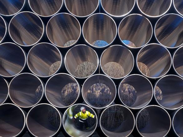 """""""Нафтогаз"""" объяснил решение ЕС по """"Северному потоку-2"""""""