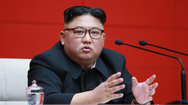В КНДР Ким Чен Ын внезапно проверил войска противовоздушной обороны