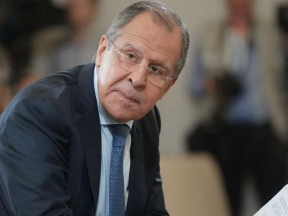 """Лавров: декларации Запада не изменят ситуацию с """"воссоединением"""" Крыма с РФ"""