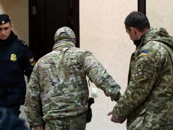 Двум военнопленным морякам требуется дополнительное медобследование — Омбудсмен