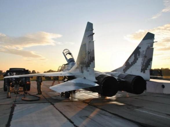 ВСУ провели учения по противовоздушной обороне