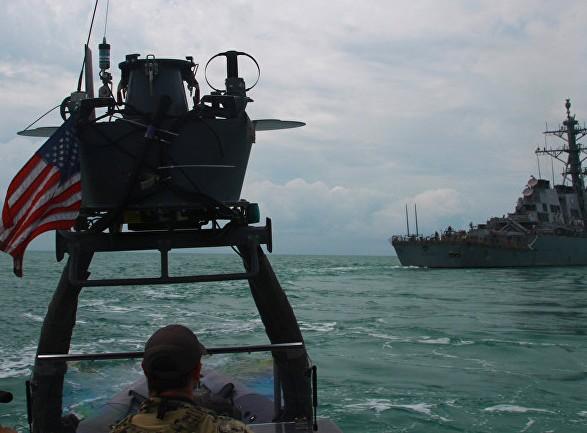 """Россия пригрозила """"принять меры"""" при появлении кораблей НАТО в акватории Черного моря"""