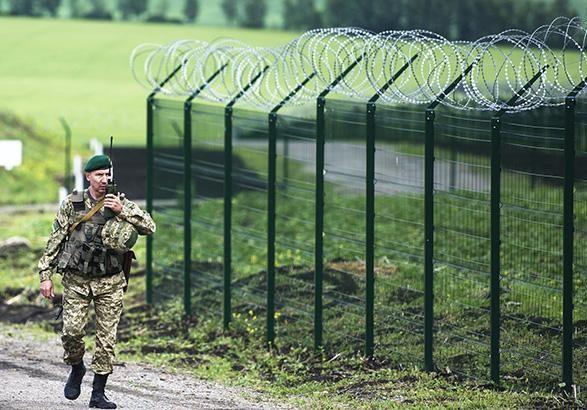 На время выборов на границе количество пограничников увеличили до 7 тысяч