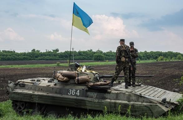 SIPRI: Украина увеличила расходы на армию