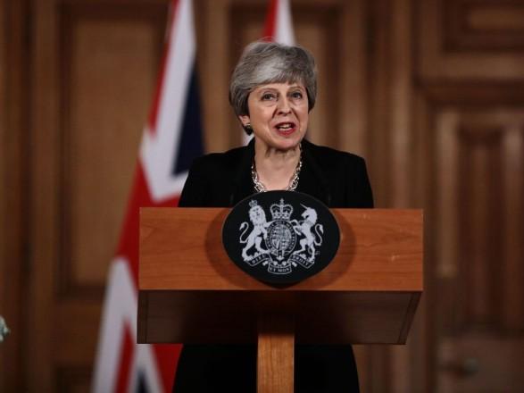 Мэй: Великобритания выбирает между операцией по Brexit и сохранением членства в ЕС