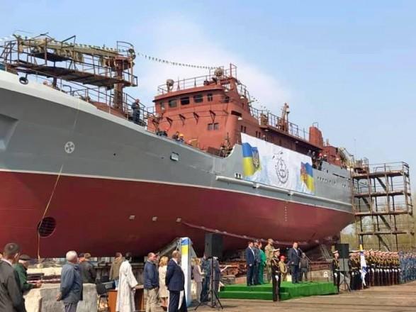 """В Украине в этом году начнут производство катера, оборудованного """"Нептуном"""""""