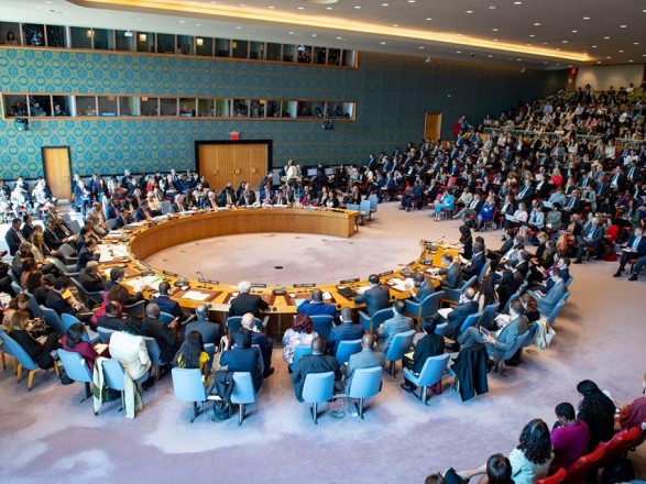 Совбез ООН из-за указа Путина соберется сегодня на требование Украины