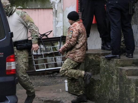 В РФ провели следственные действия в отношении еще четырех военнопленных моряков