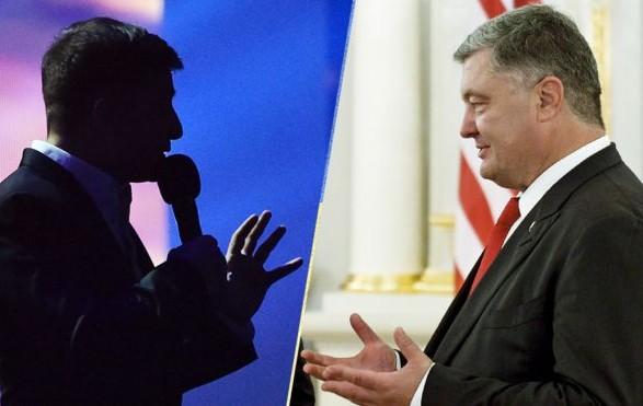 Штаб Зеленского предложил дебаты в формате телемоста
