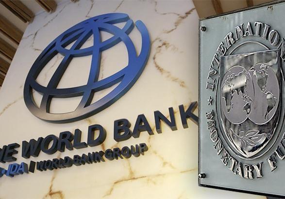 Делегация Минфина отправилась в Вашингтон на встречи МВФ и Всемирного банка