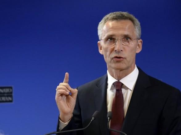 Генсек НАТО: Россия сделала мир опаснее