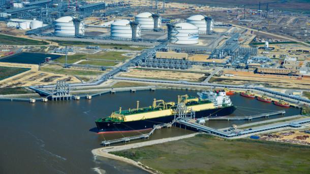 Украина ведет переговоры о поставках газа из США