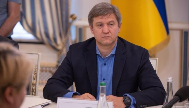 Секретарь СНБО выразил соболезнования родным летчиков, погибших на Ривненщине