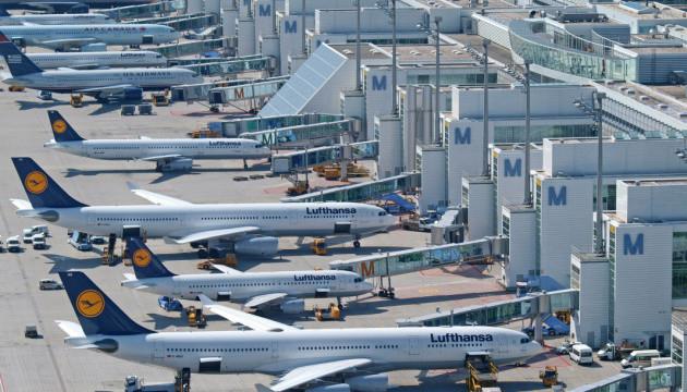 Аэропорт Мюнхена первым в Германии исправил Kiev на Kyiv