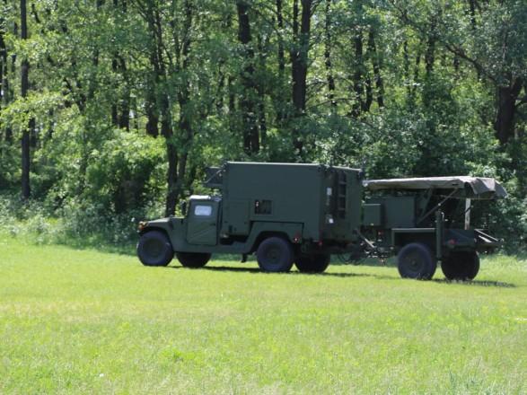 США передали украинским военным современные контрбатарейные радары
