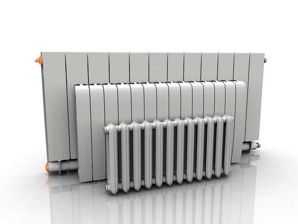 Чугунные, алюминиевые или стальные радиаторы