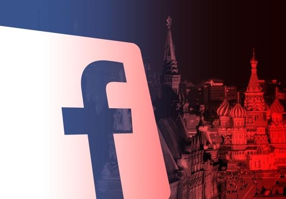 Facebook удалила более 90 аккаунтов с пропагандой РФ
