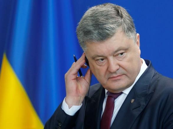 Порошенко прокомментировал идею референдума о переговорах с Россией