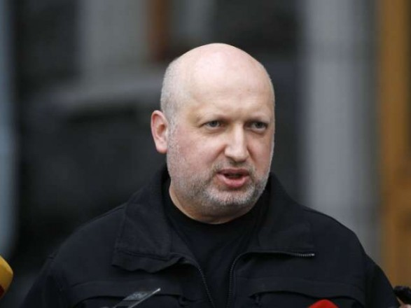 Секретарь СНБО Турчинов подал в отставку