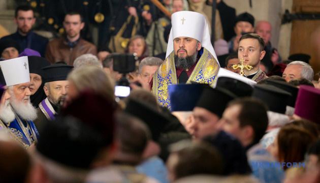 Раскола в украинской православной церкви нет и не будет – Епифаний