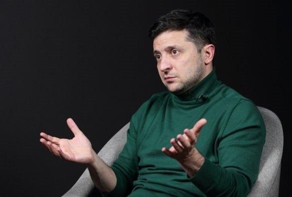 """Зеленский анонсировал встречу с бизнесом: расставим точки над """"і"""""""