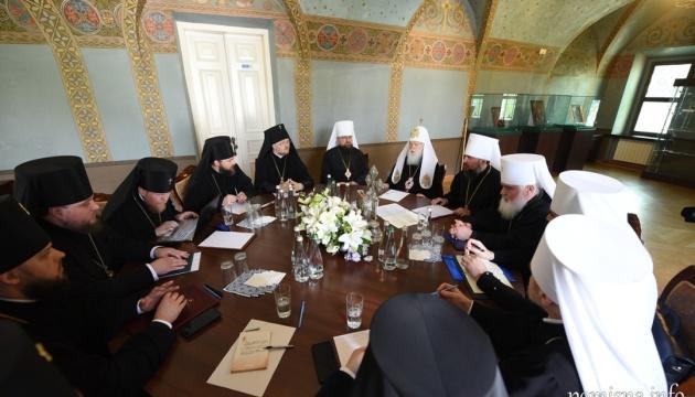 Синод ПЦУ запретил духовенству баллотироваться в Раду