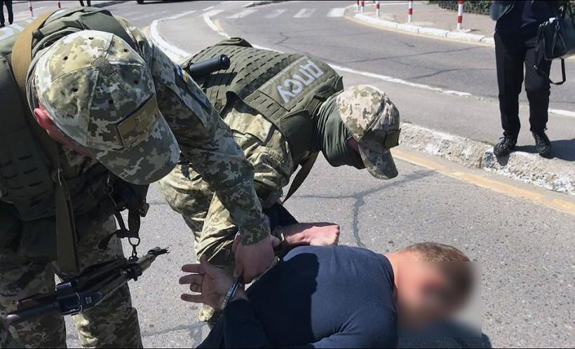 В Украине задержали вербовщиков моряков, перевозивших в Европу нелегалов