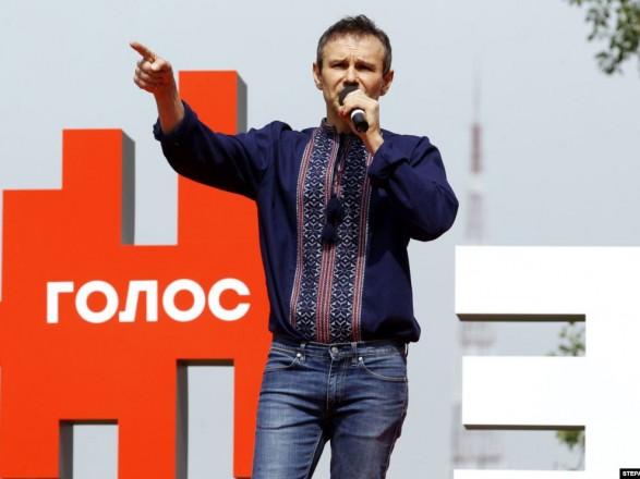 """В списке партии """"Голос"""" не будет действующих народных депутатов — Вакарчук"""