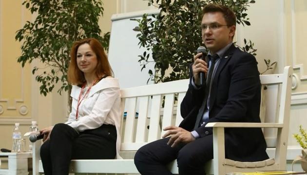 Биденко говорит, что бренд Ukraine.NOW используют уже сотни предприятий