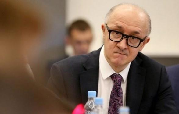 Суд запретил главе ВККСУ выполнять полномочия