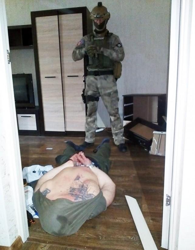 """В Украине задержали главаря наркобанды так называемого """"Белого братства"""""""