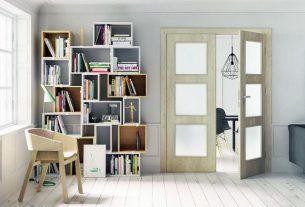 Как подобрать двери под пол и стены
