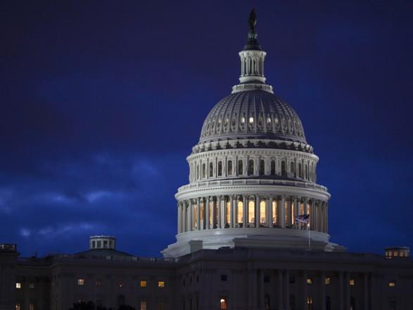 В Палате представителей Конгресса США утвердили проект закона с поддержкой Украины