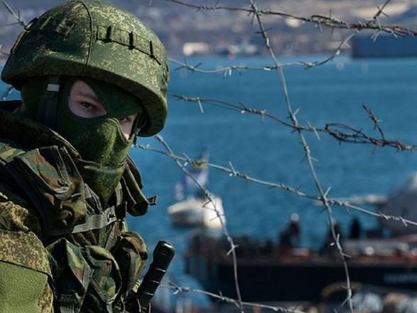 Ситуация относительно оккупации Крыма сейчас не является вопросом СНБО - Данилюк