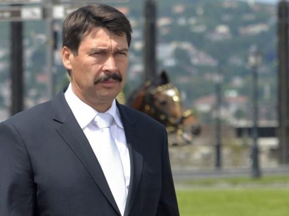 Президент Венгрии назвал обнадеживающими первые переговоры с Зеленским