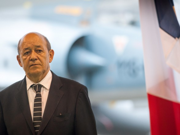 Зеленский планирует визит в Париж - глава МИД Франции
