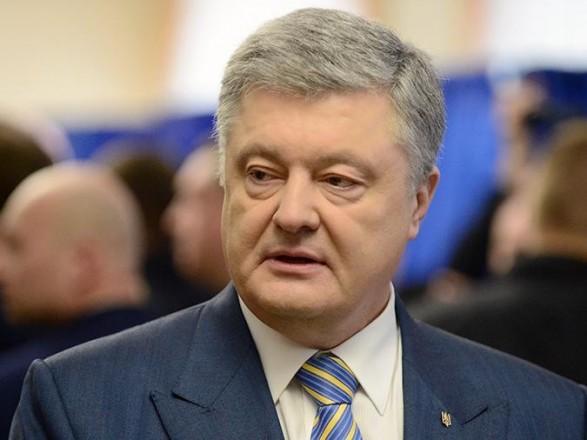 Порошенко дал показания по делам Майдана
