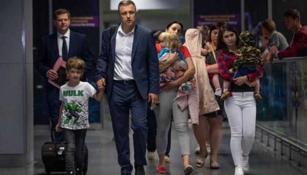 Дети семьи Сусляков, вернувшиеся из Грузии, нуждаются в реабилитации - Кулеба