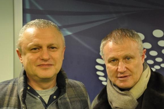 Суркисы встречались с Луценко после экстрадиции в Украину Крючкова - СМИ