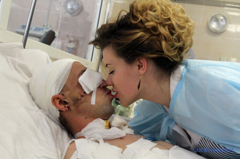 Переяславская трагедия, нашествие бабочек и свадьба в реанимации