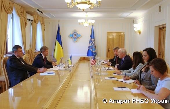 Украина обсудила с США энергетическую безопасность