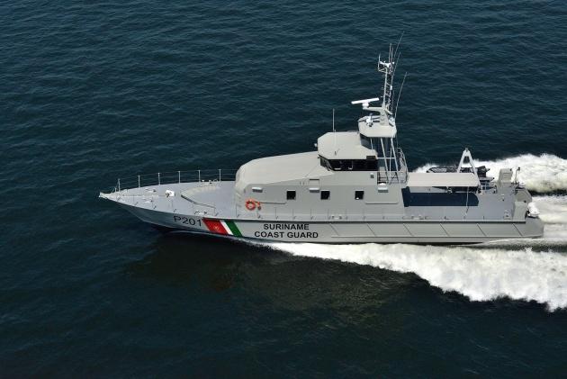Пограничники получат 20 французских патрульных катеров