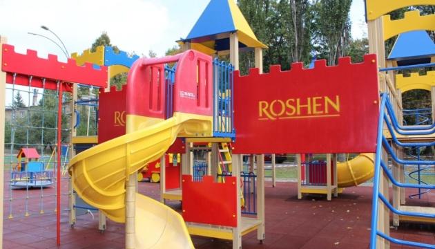 ROSHEN из-за вандализма закрывает проект по установке детских площадок